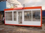 Производитель предлагает блок-контейнеры,  бытовки,  вахтовые модульные